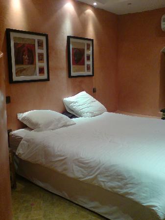 Riad Misria : The bedroom