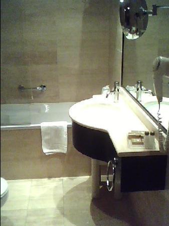Antony Palace Hotel: bagno1