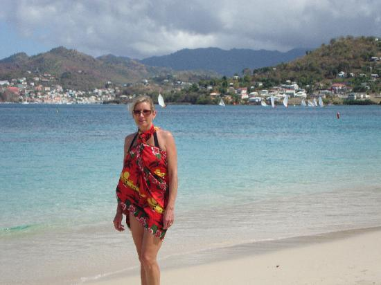 Grenadian by Rex Resorts: Walking the Beach