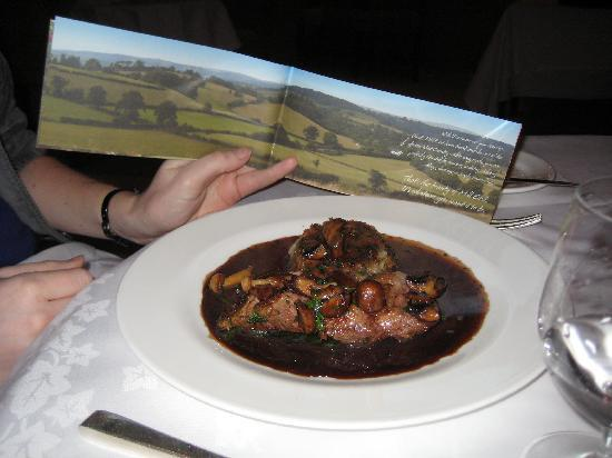 Mill End Hotel: duck slop