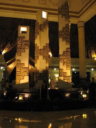 Grand Bahia Principe Coba: Lobby of Coba Resort