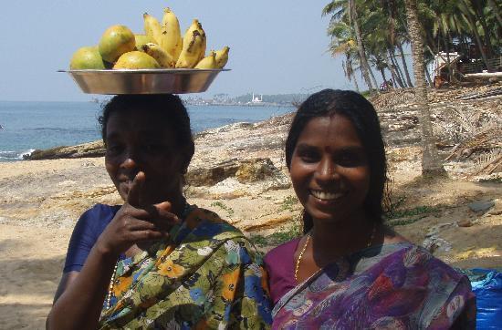 Kadaltheeram Beach Resort: Try our fruit