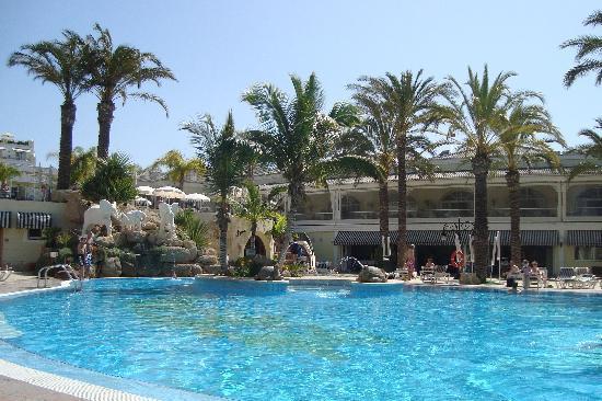 Gran Oasis Resort: Pool area - Oasis Resort