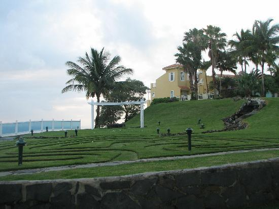 El Conquistador Resort, A Waldorf Astoria Resort: Pazzle with sea view