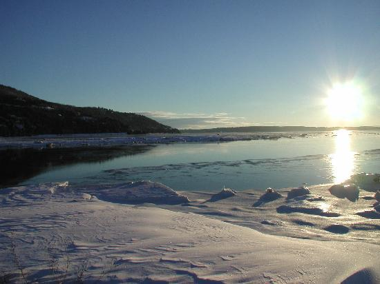 Le domaine belle plage thumbnail picture of le domaine for Auberge la maison otis baie st paul quebec