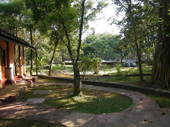 Siddhalepa Ayurveda Health Resort : Hotelanlage