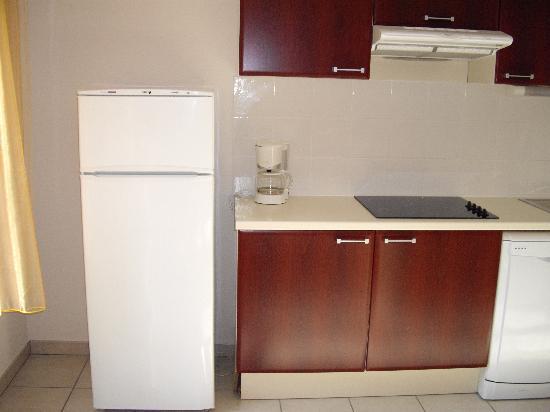 GARDEN & CITY LYON - LISSIEU: La cuisine de l'appartement F04