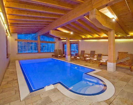 Hotel Princess Bergfrieden: Swimming Pool & Sauna