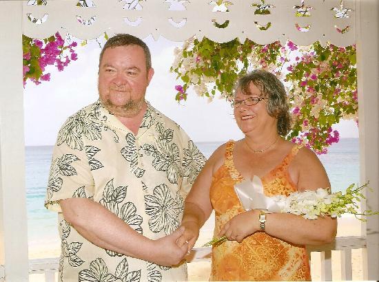 Sandals Regency La Toc: Renewal of Vows