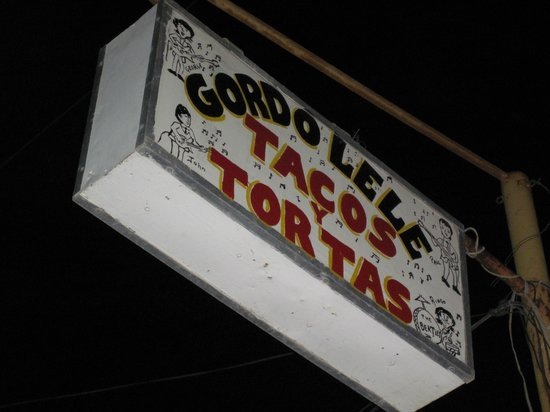 Gordo Lele's Tacos & Tortas: Easy to miss if you don't know where it is