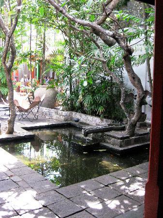 Barefoot Garden Cafe: Barefoot