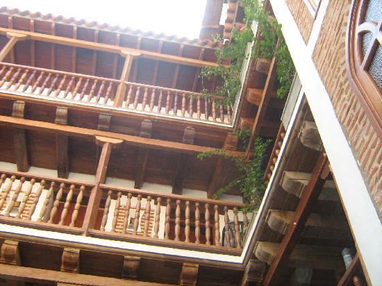 Hotel Don Pedro de Heredia: balconi coloniali don pedro
