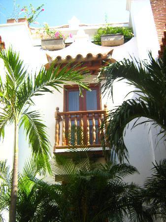 Hotel Don Pedro de Heredia: alchive storico don pedro