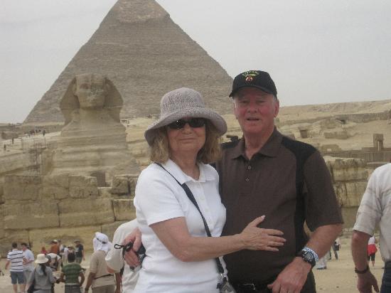 Memphis Tours: Sphinx. Pyramids, and Richard & Judie