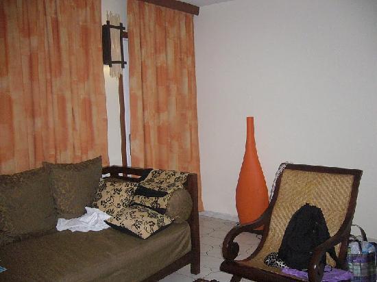 Résidence La Plantation & Spa: Notre chambre