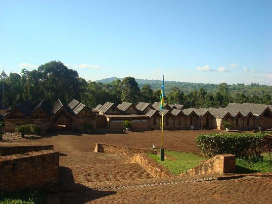 Butare, Ruanda: Le Musée National du Rwanda