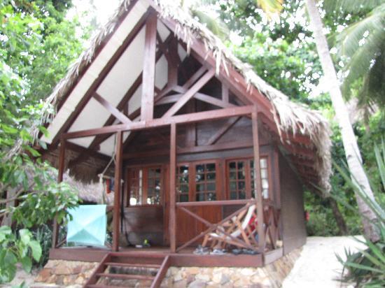 Constance Tsarabanjina: Le bungalow