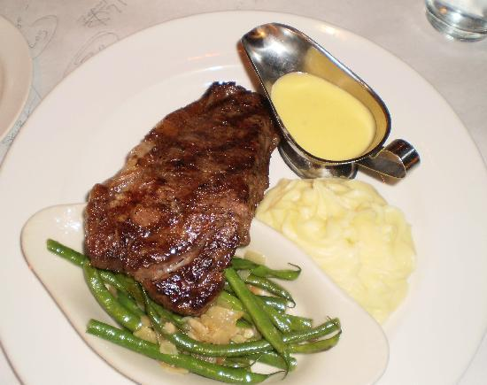 Hi Life Restaurant: NY Steak