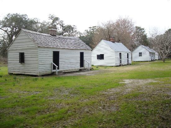 Ordinaire Magnolia Plantation U0026 Gardens: Slave Cabins At Magnolia Plantation
