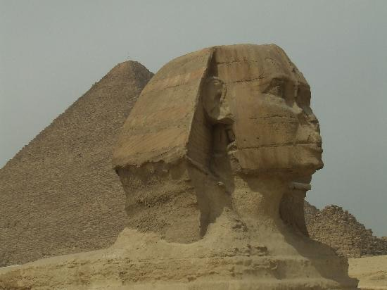 Egypt: Afternoon Sphinx
