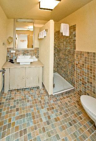Hotel Princess Bergfrieden: Badezimmer von Doppelzimmer Bergfrieden