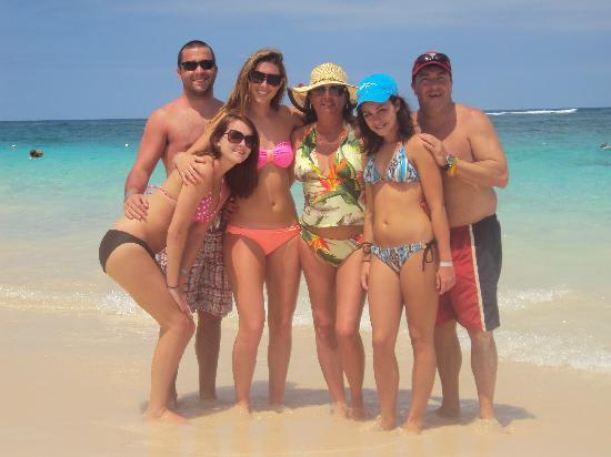 Majestic Colonial Punta Cana: Our family