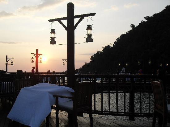 Berjaya Langkawi Resort - Malaysia: Sunset