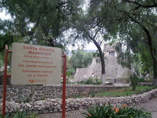 Tlalnepantla, Mexico: Mexico Santa Cecilia Acatitlan