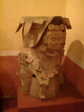Santa Cecilia Acatitlan: Mexico Acatitlan Mechero que se pone en la cùspide
