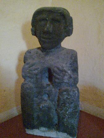 Santa Cecilia Acatitlan: Mexico Acatitlan las mujeres muertas en el parto se convertian en diosas
