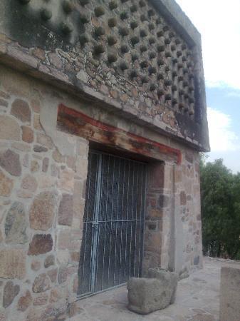 Santa Cecilia Acatitlan: Mexico Zona arqueològica de Acatitlan