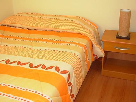 Hostal Balmaceda: Dormitorio Matrimonial