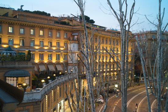 Hotel Imperiale Rome Reviews