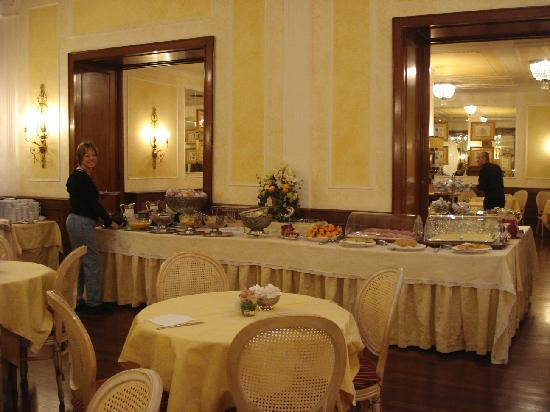 Hotel Imperiale Roma: Breakfast Buffet