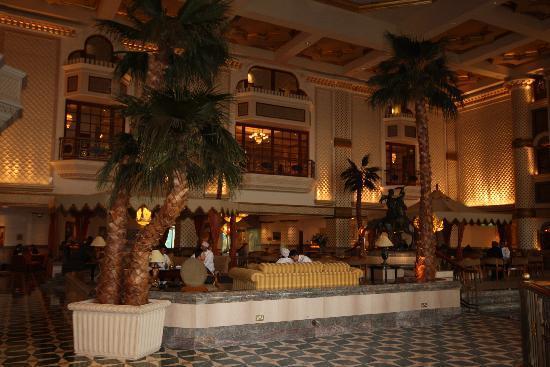 Grand Hyatt Muscat: Lobby