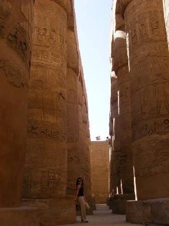 Kairo, Egypt: Karnak Temple