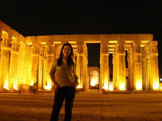 Kairo, Egypt: Luxor Temple