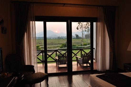 Santi Resort & Spa: incredible view