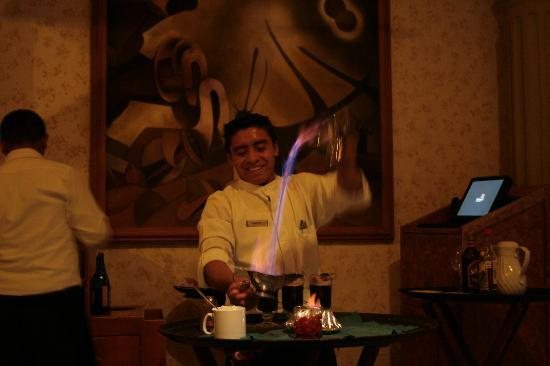 Panama Jack Resorts Playa del Carmen: You have to try the Mayan Coffee!