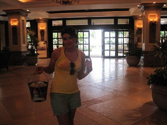 Villa La Estancia Beach Resort & Spa Riviera Nayarit: Lobby
