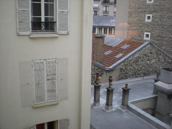 Hotel Duquesne Eiffel: La vista