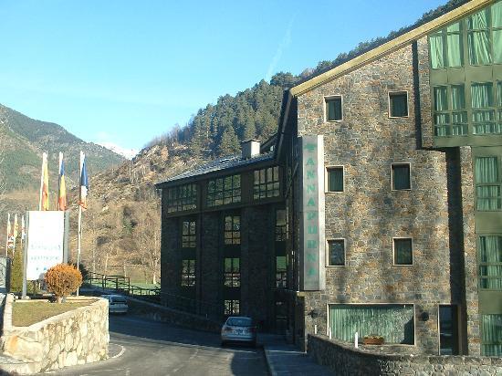 Ansalonga, Andorra: Hotel