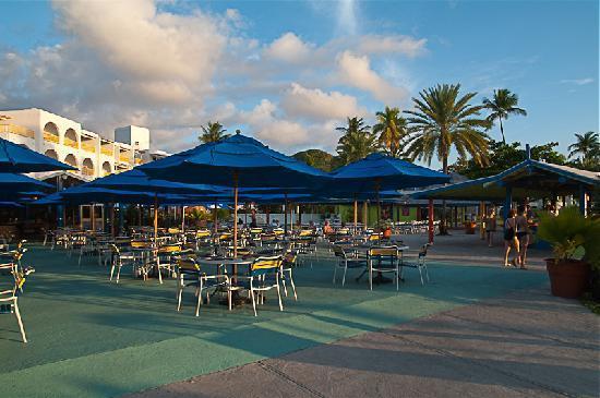 Starfish Jolly Beach Resort: Buffet du Jolly Beach