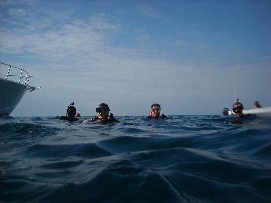 Belizean Shores Resort: Lets Go!