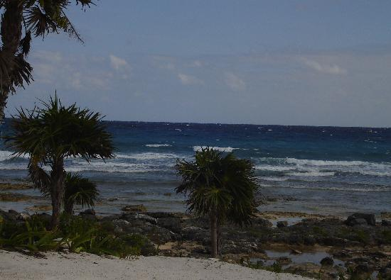Barcelo Maya Tropical: Devant le Palace