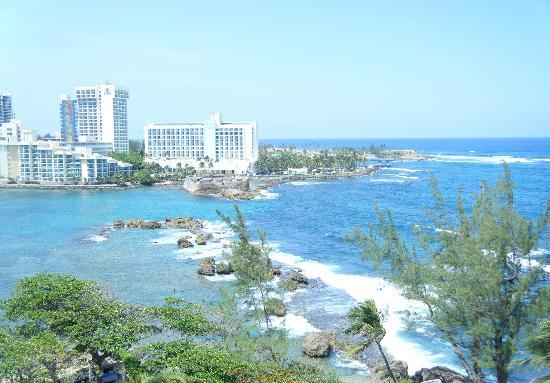 The Condado Plaza Hilton: Amazing view from our ocean view room