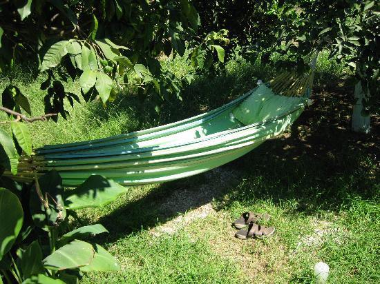 Akdeniz Bahcesi: hammock bliss