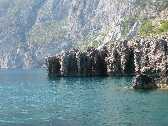 Akdeniz Bahcesi: the sea, the sea
