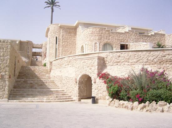 Albatros Citadel Resort - Sahl Hasheesh: quelques escaliers...