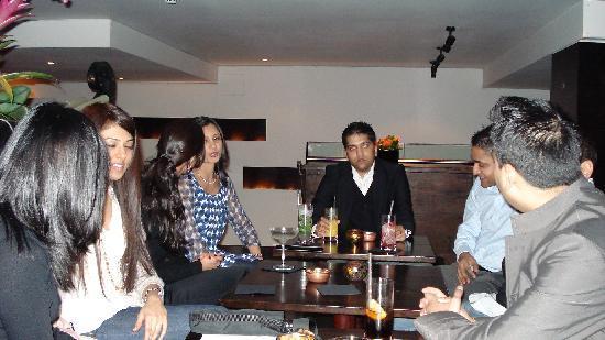 Benares Restaurant & Bar: Benares 1